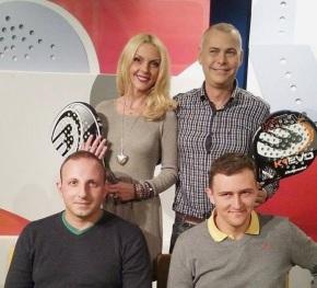 Despre Padel la TVRTimișoara