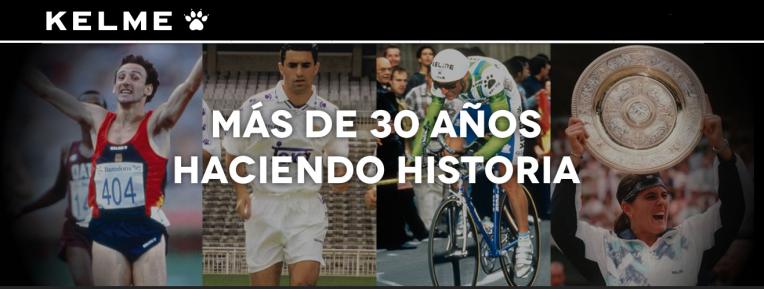 kelme-30 de ani de istorie