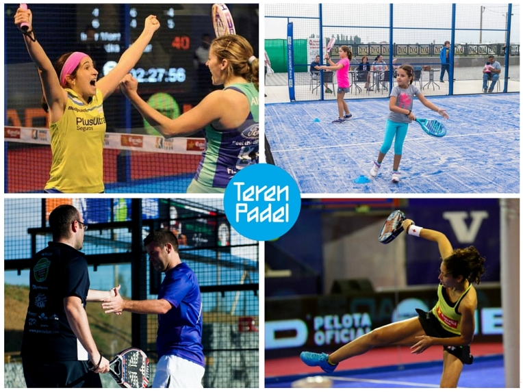 Beneficii sport padel